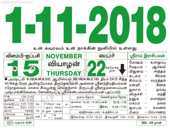 date of birth 16 november numerology tamil