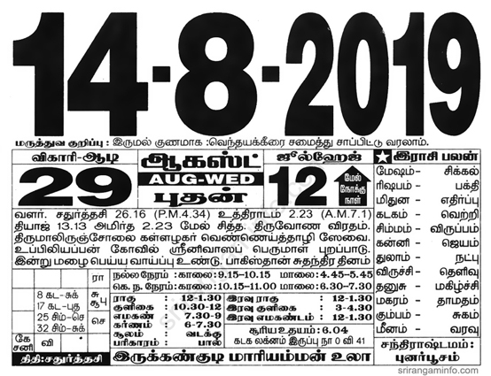 14,August-2019