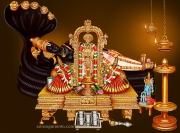 Srirangam temple photos