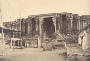 Photograph of rajagopuram old