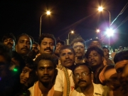 Team polution free vinayakar chaturti