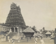 Tiruvanaikoil old photos