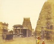 parthasarathi temple old picture street view