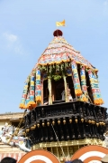 srirangam ther beauty of front